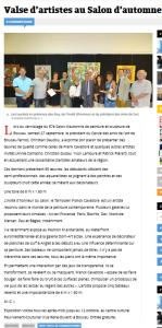 EXPO Boucau oct 2014