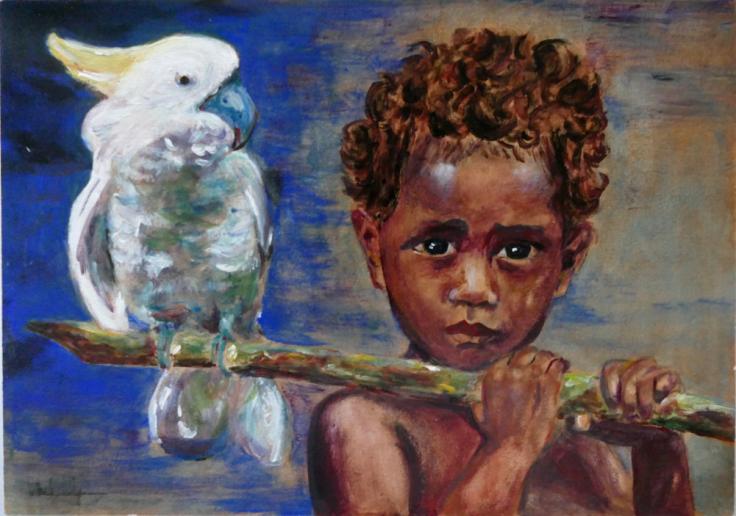 l'enfant et l'oiseau 01