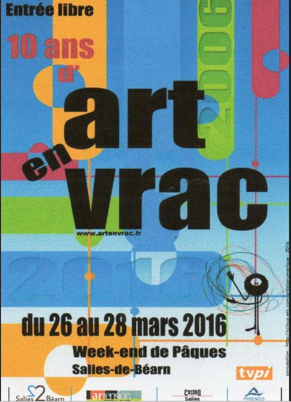 Affiche VRAC 2016